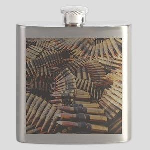 Bullets Flask