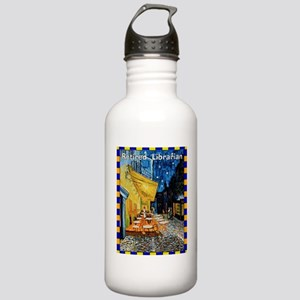 retired librarian VG Stainless Water Bottle 1.0L