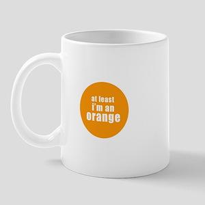I'm an orange Mug