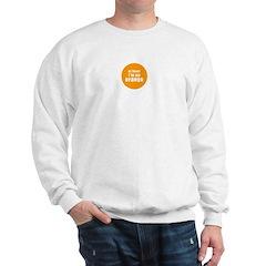 I'm an orange Sweatshirt