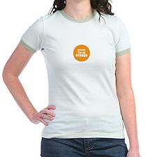 I'm an orange Jr. Ringer T-Shirt