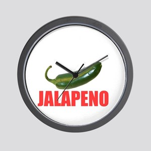Jalapeno Business Wall Clock