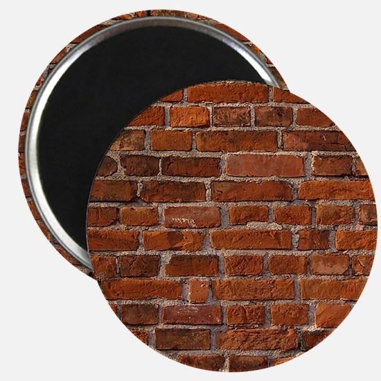Brick Wall Magnet