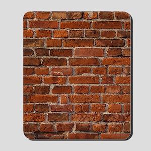 Brick Wall Mousepad