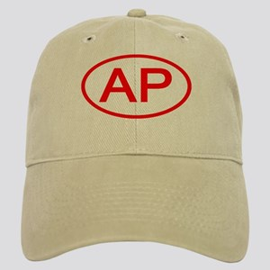 AP Oval (Red) Cap