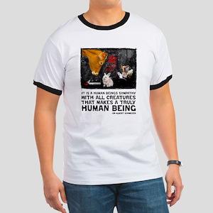 Animal Liberation -Schweizer T-Shirt