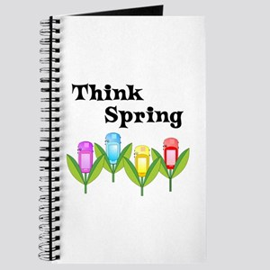 Think Spring GPS Journal