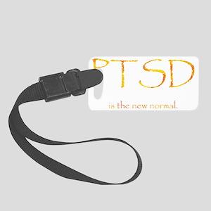 PTSD Normal Small Luggage Tag