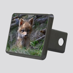 baby fox Rectangular Hitch Cover
