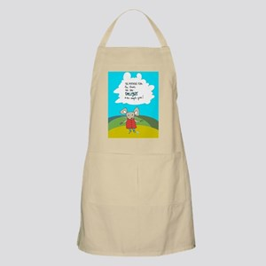 Country Mouse Apron