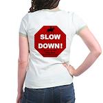 SLOWDown Women's Ringer T-Shirt