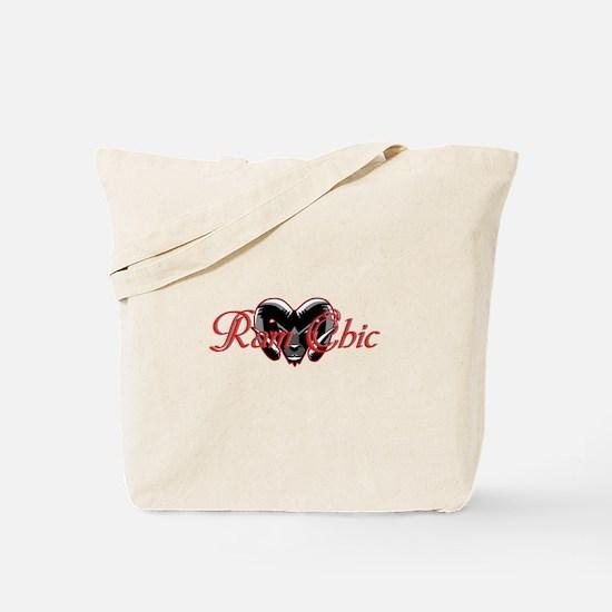 Ram Chic Tote Bag