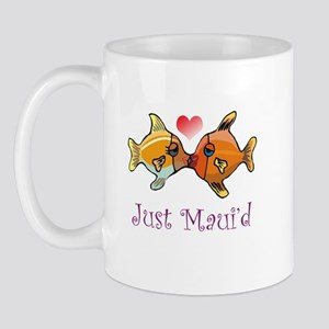 Just Maui'd Tropical Fish Log Mug