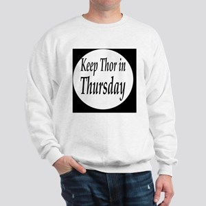 thorbutton Sweatshirt