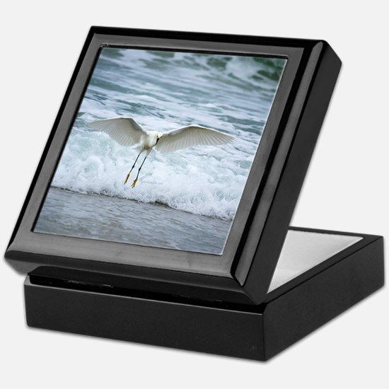 Born of sea-foam Keepsake Box
