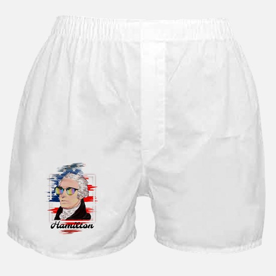 Funny Alexander Boxer Shorts