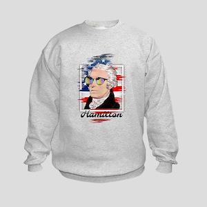 Alexander Hamilton in Color Sweatshirt