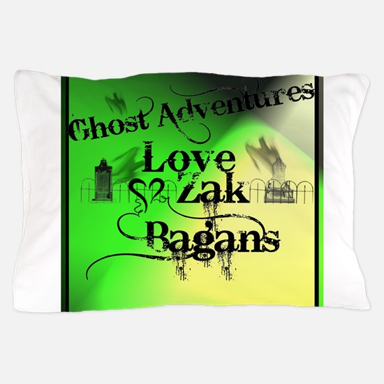 Ghost Adventures Pillow Case
