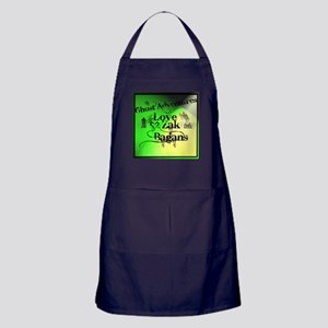 Ghost Adventures Apron (dark)