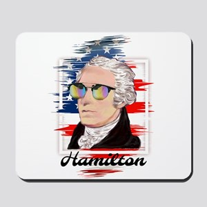 Alexander Hamilton in Color Mousepad