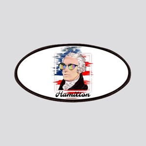 Alexander Hamilton in Color Patch