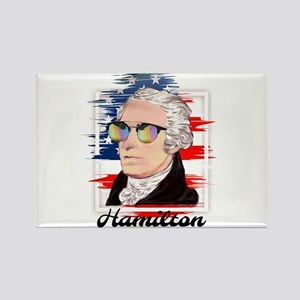 Alexander Hamilton in Color Magnets