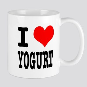 I Heart (Love) Yogurt Mug