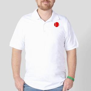 Love Tennis Golf Shirt