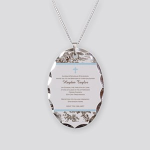 ibd-5i-108_proof Necklace Oval Charm
