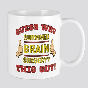 Funny Brain Surgery Mugs