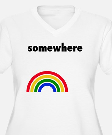 somewhere over th T-Shirt