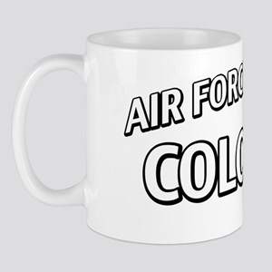 Air Force Academy Colorado Mug
