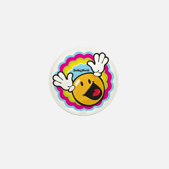 hi fry Mini Button
