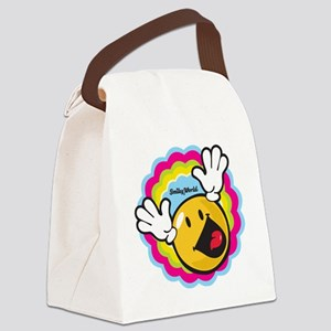 hi fry Canvas Lunch Bag