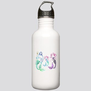 Mystical Mermaid Famil Stainless Water Bottle 1.0L