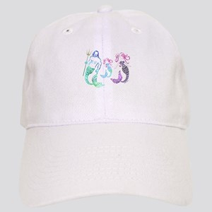 Mystical Mermaid Family Cap