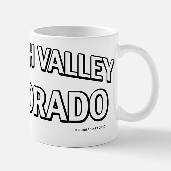 Beulah Valley Colorado Mug