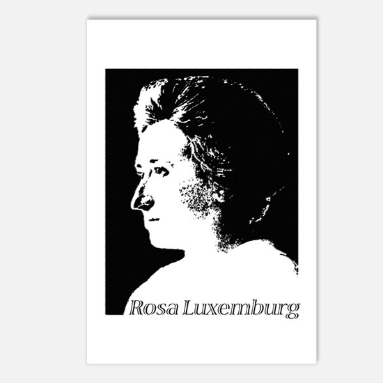 Rosa Luxemburg Postcards (Package of 8)