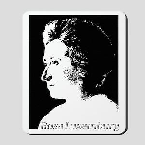 Rosa Luxemburg Mousepad