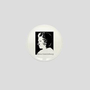 Rosa Luxemburg Mini Button