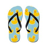 Duckies Flip Flops