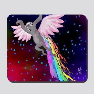 Believe in Your Dreams Sloth Mousepad
