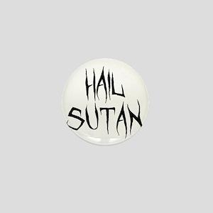 Hail Sutan Black Mini Button