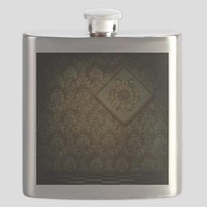 Steam Dreams: Cool Frame Flask