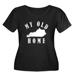 My Old Kentucky Home Plus Size T-Shirt