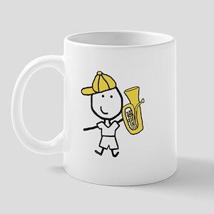 Boy & Baritone Mug