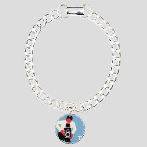 Zuc Camera Charm Bracelet, One Charm