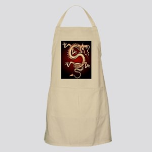 Lucky Chinese Dragon Apron