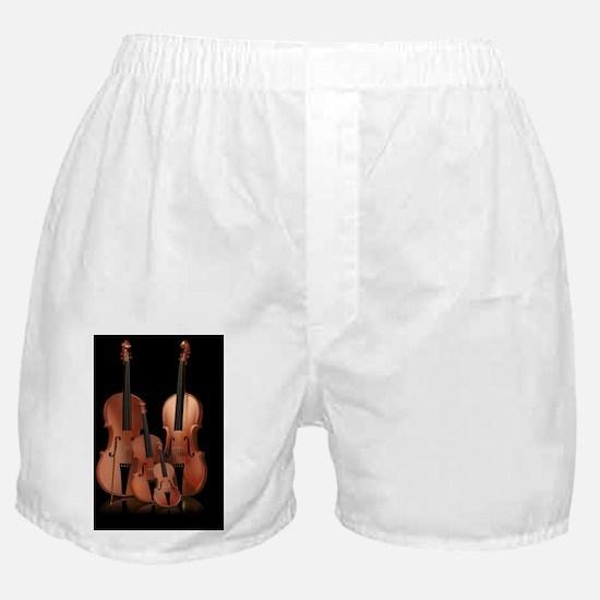 m_box_tile_coaster_hell Boxer Shorts