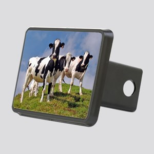 Family portrait Rectangular Hitch Cover